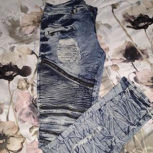Denim - ⚡🎸 Rockstar Jeans